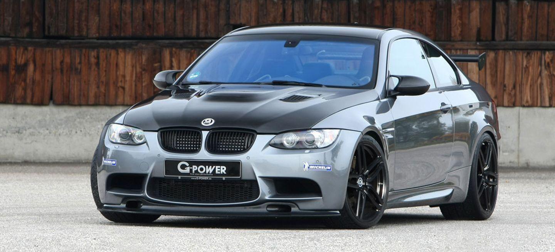 BMW M3 RS E9X: G-Power no se olvida de los E92 y la potenciación extrema