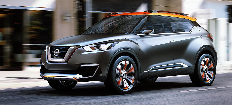 Nissan Kicks: un nuevo crossover a medio camino entre el ...