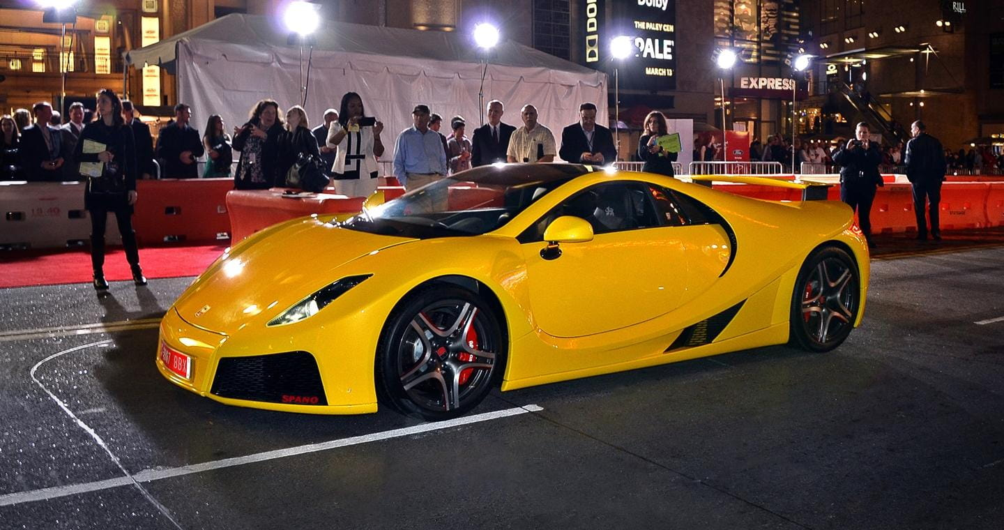 el gta spano de need for speed a la venta por 1 5 millones