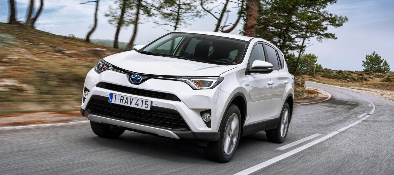 Nuevo Toyota RAV4 Hybrid: 10 claves para conocer todo (salvo su precio) sobre este SUV híbrido