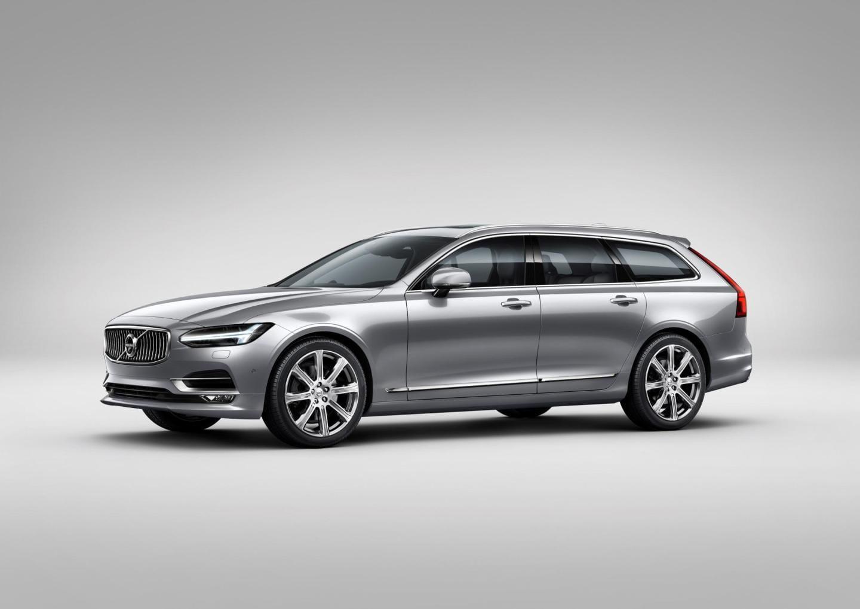 2020 Volvo V90 Release Date