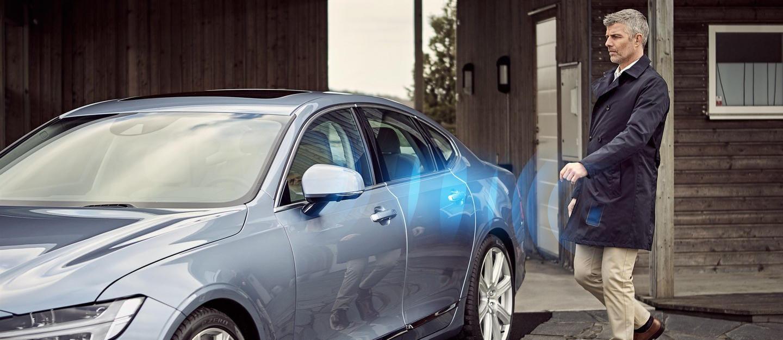 Volvo no quiere llaves para sus coches (y es una buena idea salvo si a tu iPhone le dura poco la batería)