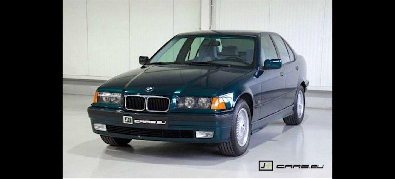 ¿Por qué demonios piden 50.000 euros por este BMW 320i E36?
