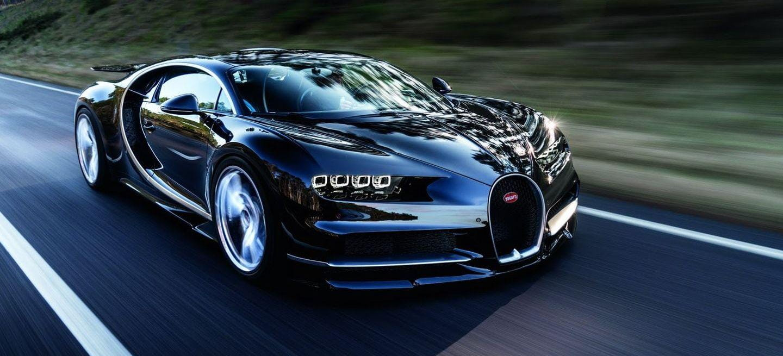 Con lo que cuestan las 8 opciones más caras del nuevo Bugatti Chiron podrías comprarte estos coches