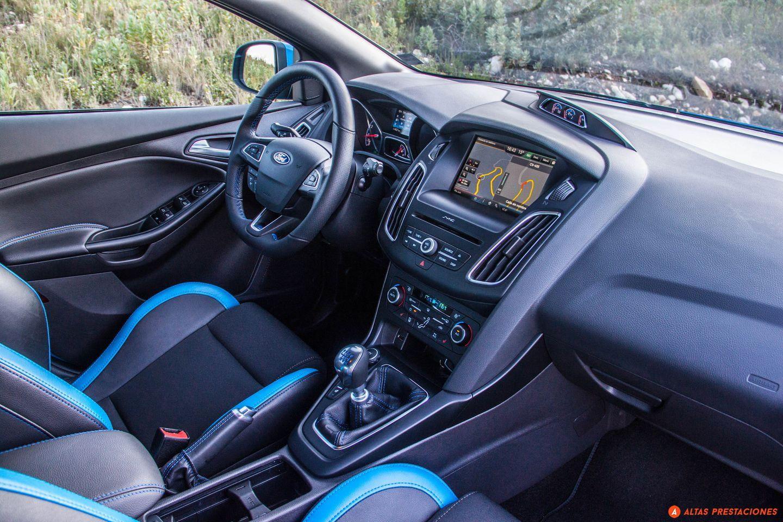 Ford Focus Rs 2016 A Prueba Un Hooligan Motorizado Con
