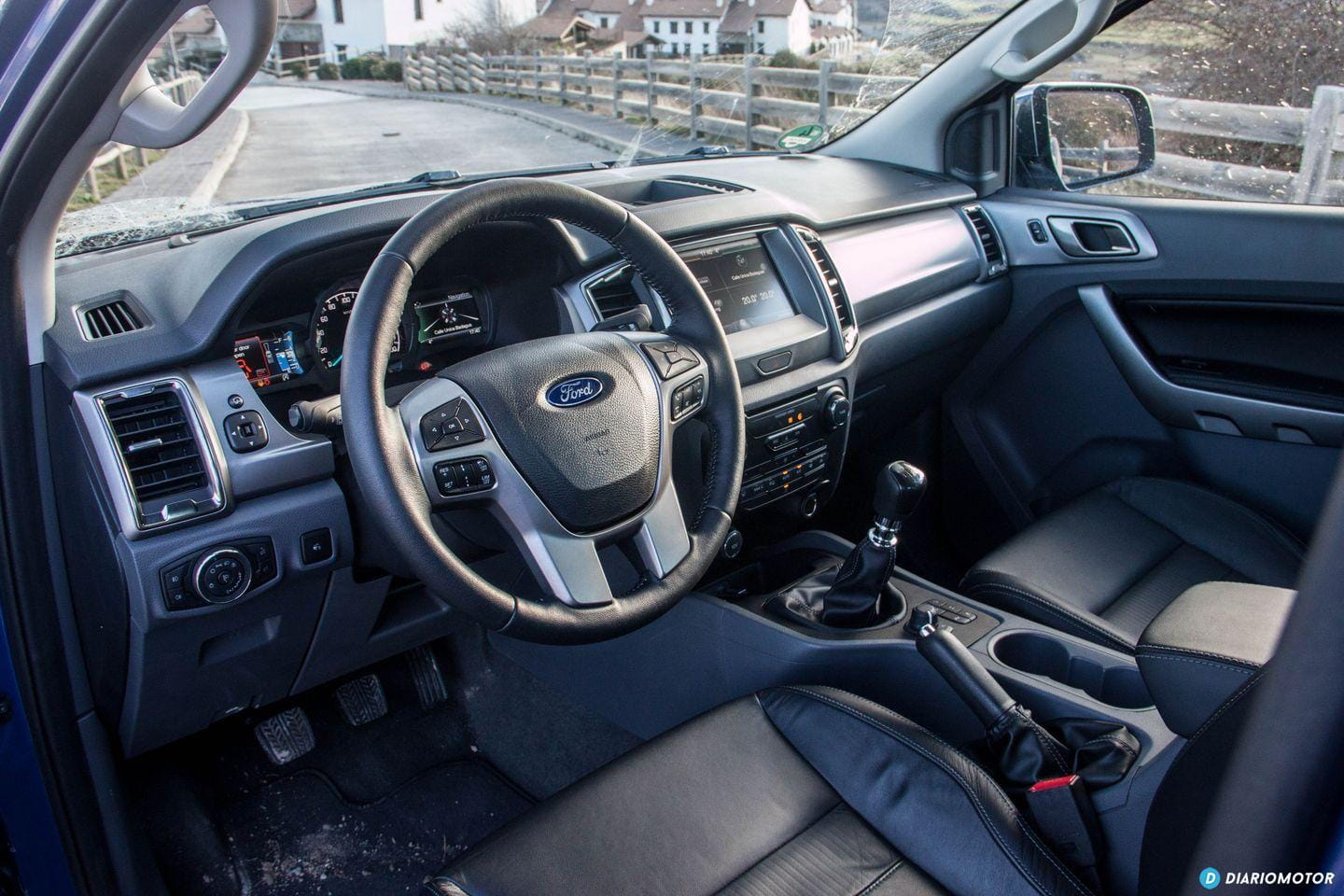 ford ranger 2016 prueba a fondo diariomotor. Black Bedroom Furniture Sets. Home Design Ideas