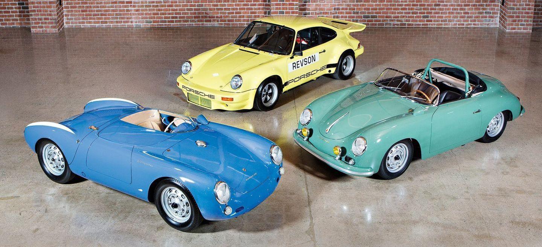 De pata negra: Seinfeld se deshace de 16 impresionantes Porsche de su colección
