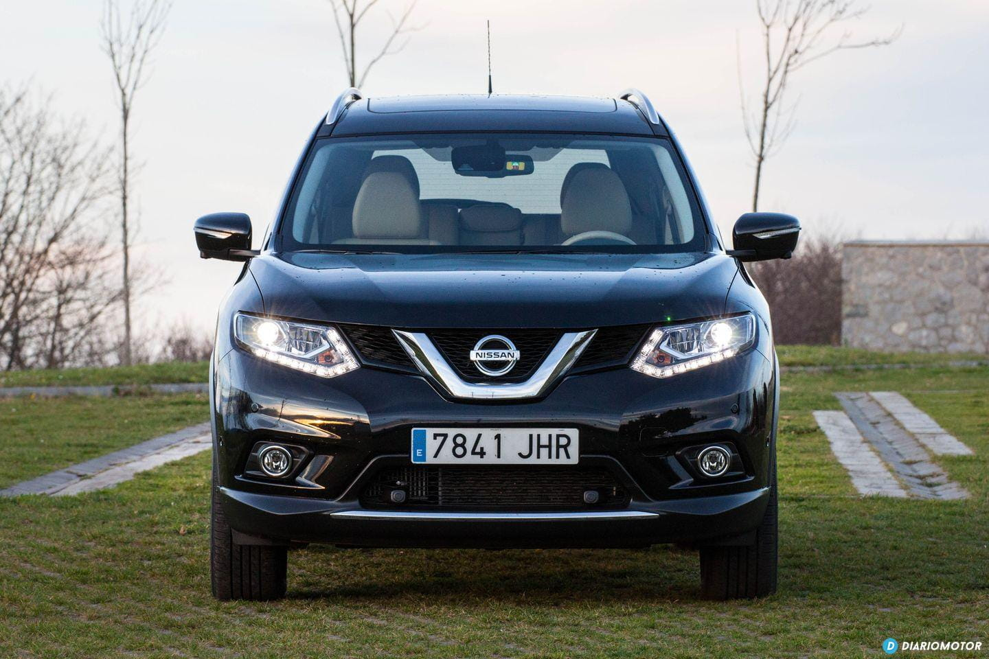 nissan x trail dig t 163 cv a prueba cuando un suv de siete plazas con motor de gasolina tiene. Black Bedroom Furniture Sets. Home Design Ideas
