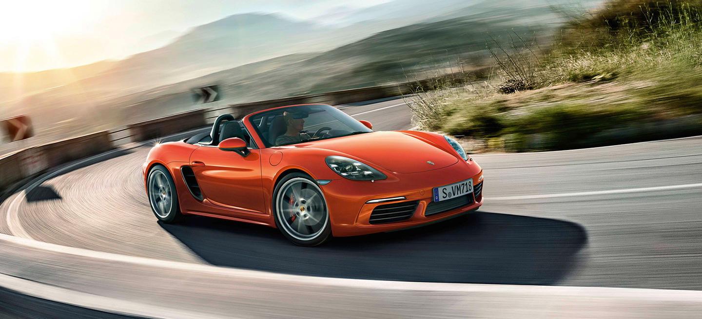 Vídeo: Así suena el nuevo 718 Boxster, un Porsche con motor de cuatro cilindros