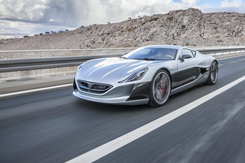 Rimac Concept_One: 1.088 CV de superdeportivo eléctrico que por fin llega a producción