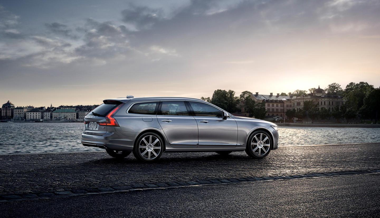 2020 Volvo V90 Pictures