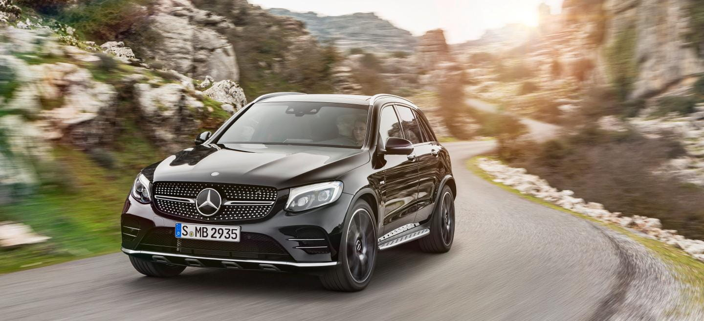 mercedes amg glc 43 2016 la respuesta de amg al bmw x4 m40i diariomotor. Black Bedroom Furniture Sets. Home Design Ideas
