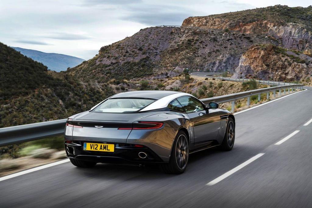 Aston Martin Db11 2021 Precios Y Versiones Características Ficha Técnica Fotos Y Noticias Diariomotor