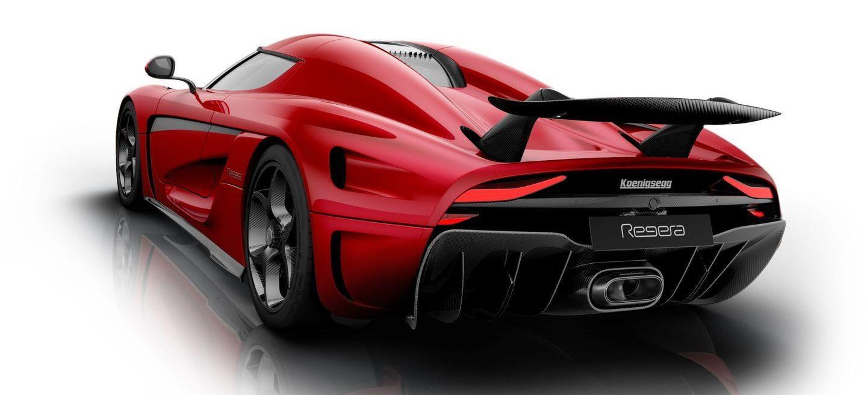 El Koenigsegg Regera de producción ya está aquí, y se ríe en la cara del Bugatti Chiron
