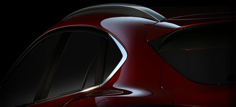 ¡Es oficial! El Mazda CX-4 se presentará en unas semanas y esta es su primera foto