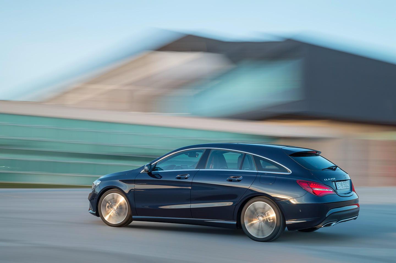 Nuevo Mercedes CLA Shooting Brake 2016: el compacto