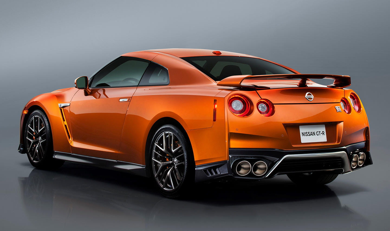 Nissan 370Z 0-60 >> Nissan GT-R 2017: ahora con 570 CV y un montón de mejoras ...