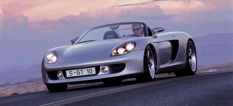 ¿Por qué demonios nadie ha pujado por este flamante Porsche Carrera GT de Seinfeld?