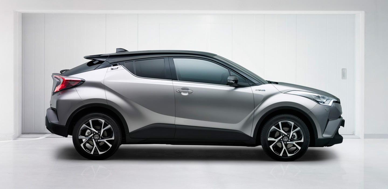 Toyota C Hr El Nissan Juke De Toyota Es Un Atractivo