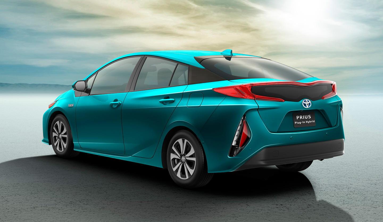 Este Es El Nuevo Toyota Prius Plug In El Prius Enchufable
