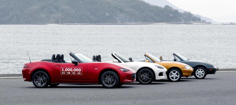 Renovarse o morir: fibra de carbono y tres cilindros para el futuro del Mazda MX-5