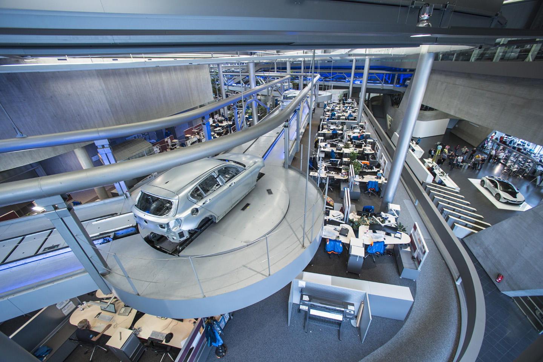Zaha Hadid Y El Autom 243 Vil En Cuatro Edificios Y Un