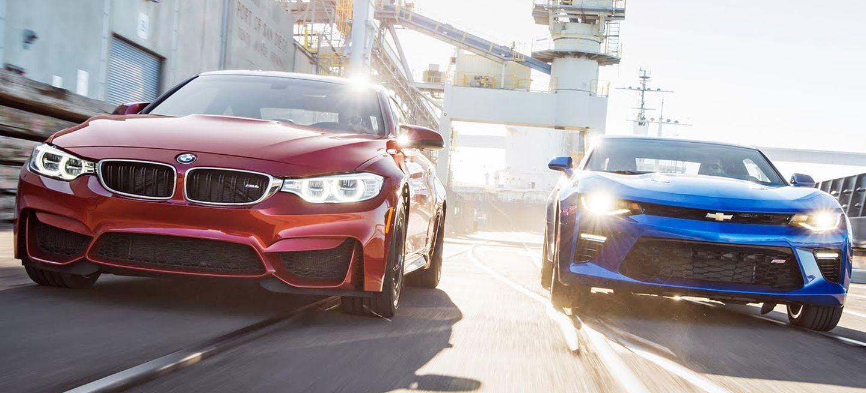 Según Motor Trend, el Chevrolet Camaro SS es mejor coche que el BMW M4, y nos lo demuestran en vídeo