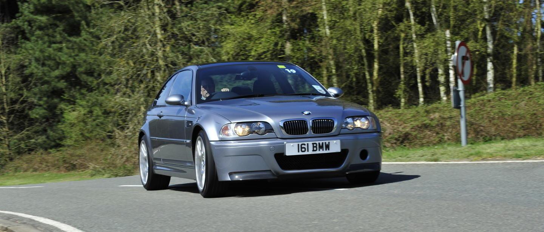 ¿Sabías que existió un BMW M3 CS? Tenía, entre otras mejoras, frenos mayores o una nueva dirección