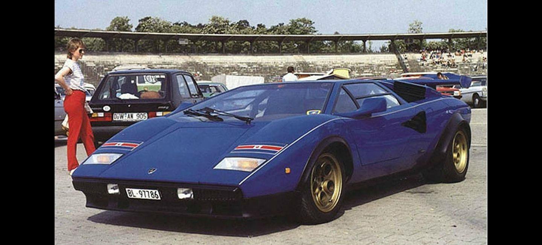 Lamborghini Countach Walter Wolf Special (1978): el one-off que salvó a Lamborghini