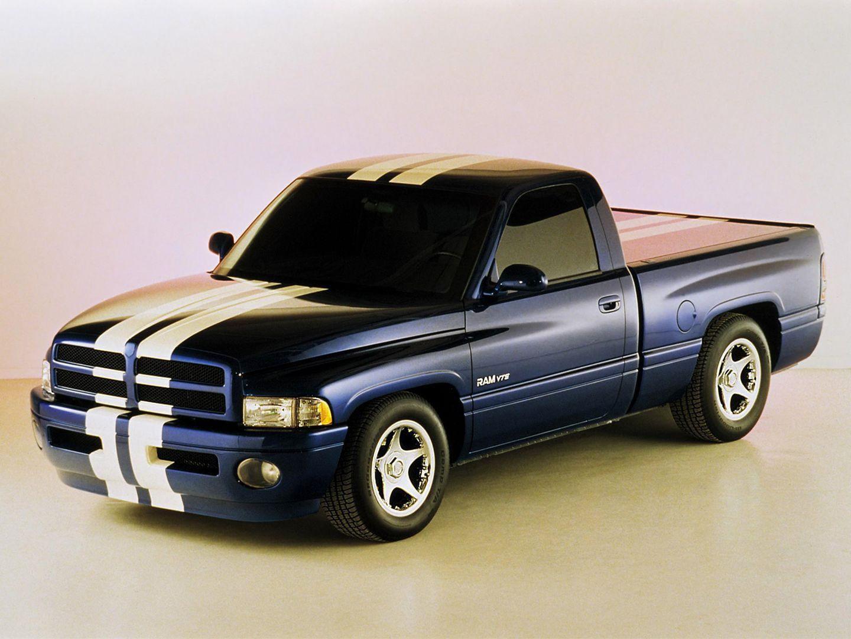 Ram Srt 10 >> Dodge Ram SRT10 (2004): una pick-up con motor V10 de Viper - Diariomotor