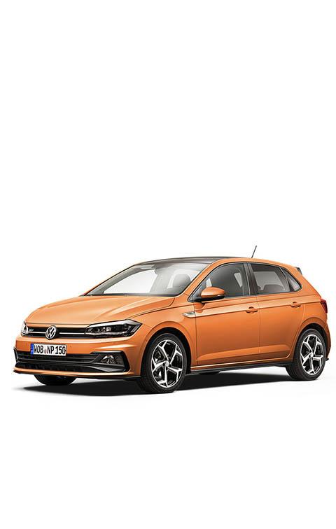 Volkswagen Polo Portada Movil