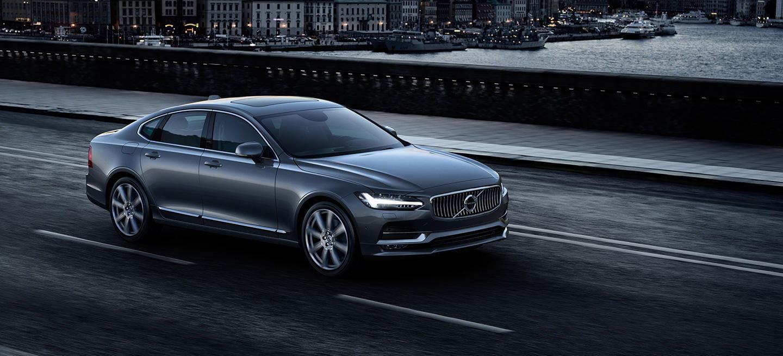 ¡El Volvo S90 ya tiene precio! Lujo sueco, y ataque contra los alemanes, desde 45.420€