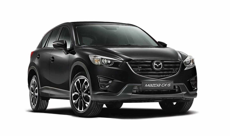 Mazda Cx 5 Black Tech Mucho Equipamiento A Un Precio Muy
