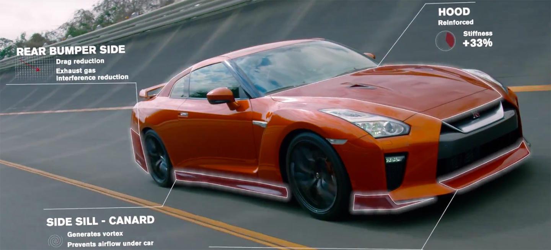 Así ruge el Nissan GT-R 2017, y así se presentan sus mejoras, en casi 5 minutos de vídeo