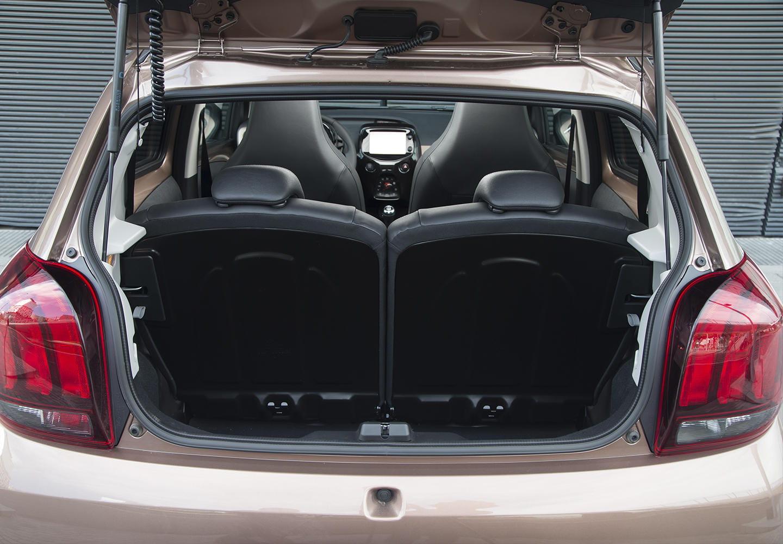 Peugeot 108 precios noticias prueba ficha t cnica y for Interieur 108