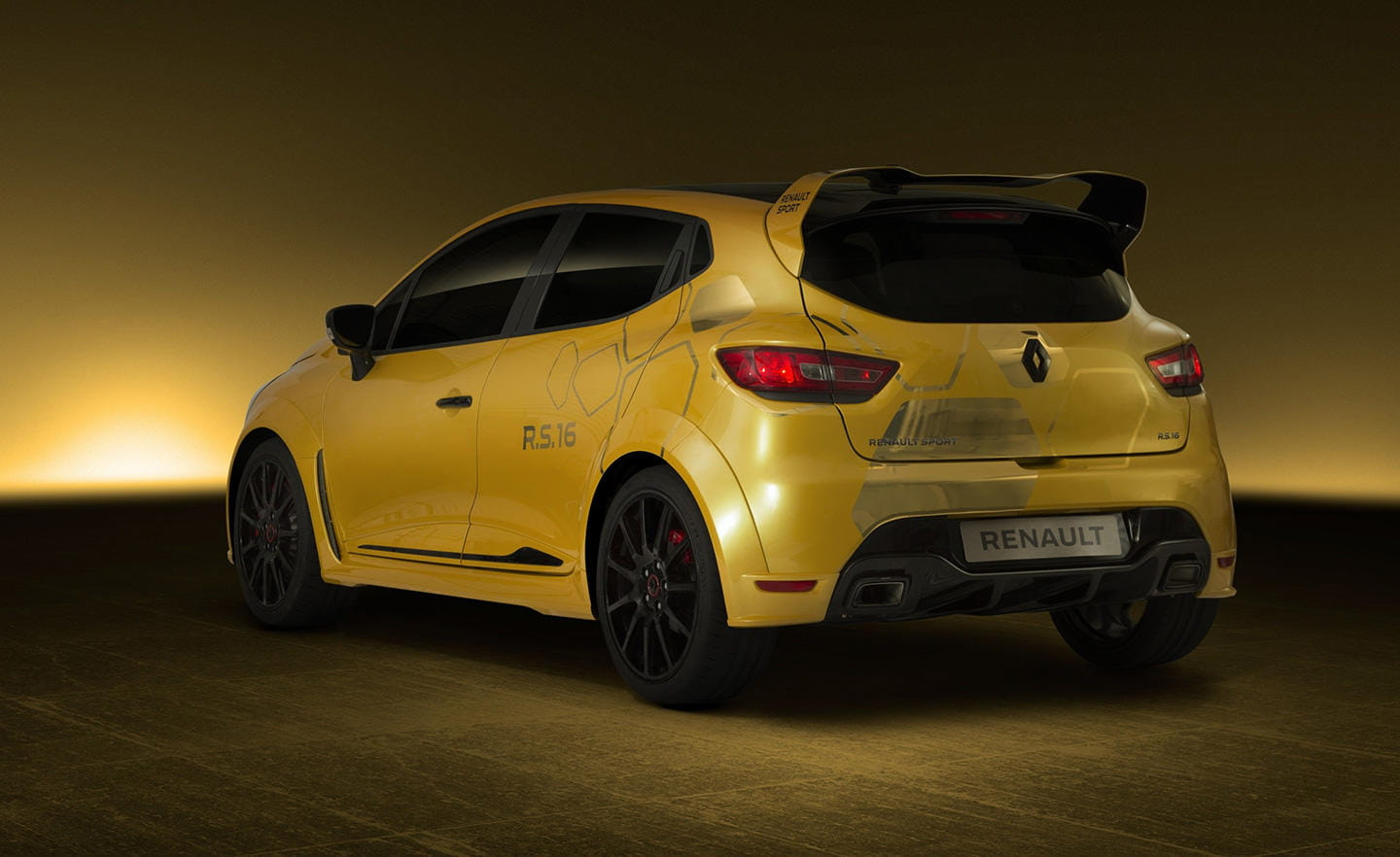 es oficial renault clio r s 16 275 cv de potencia y el motor de un m gane r s trophy r. Black Bedroom Furniture Sets. Home Design Ideas