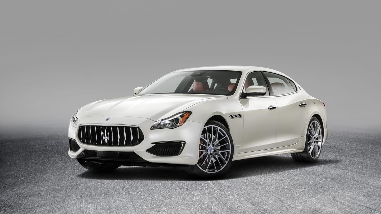 Maserati Quattroporte 2017: ligera actualización para la berlina más deportiva