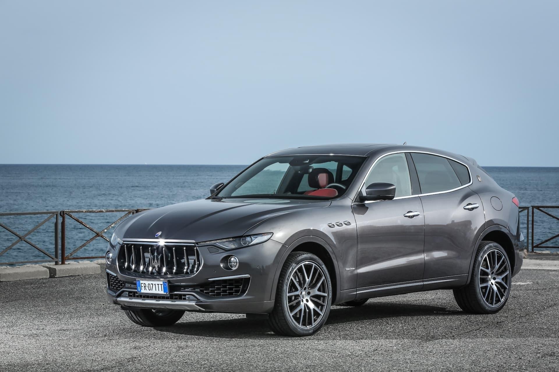 Mercedes Levante 15
