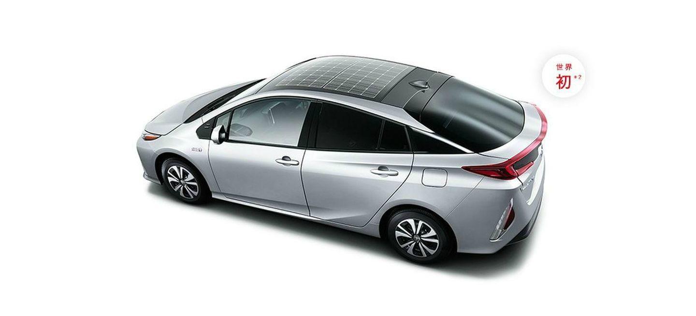 El nuevo Toyota Prius Plug-In Hybrid aumentará su autonomía gracias al poder del sol