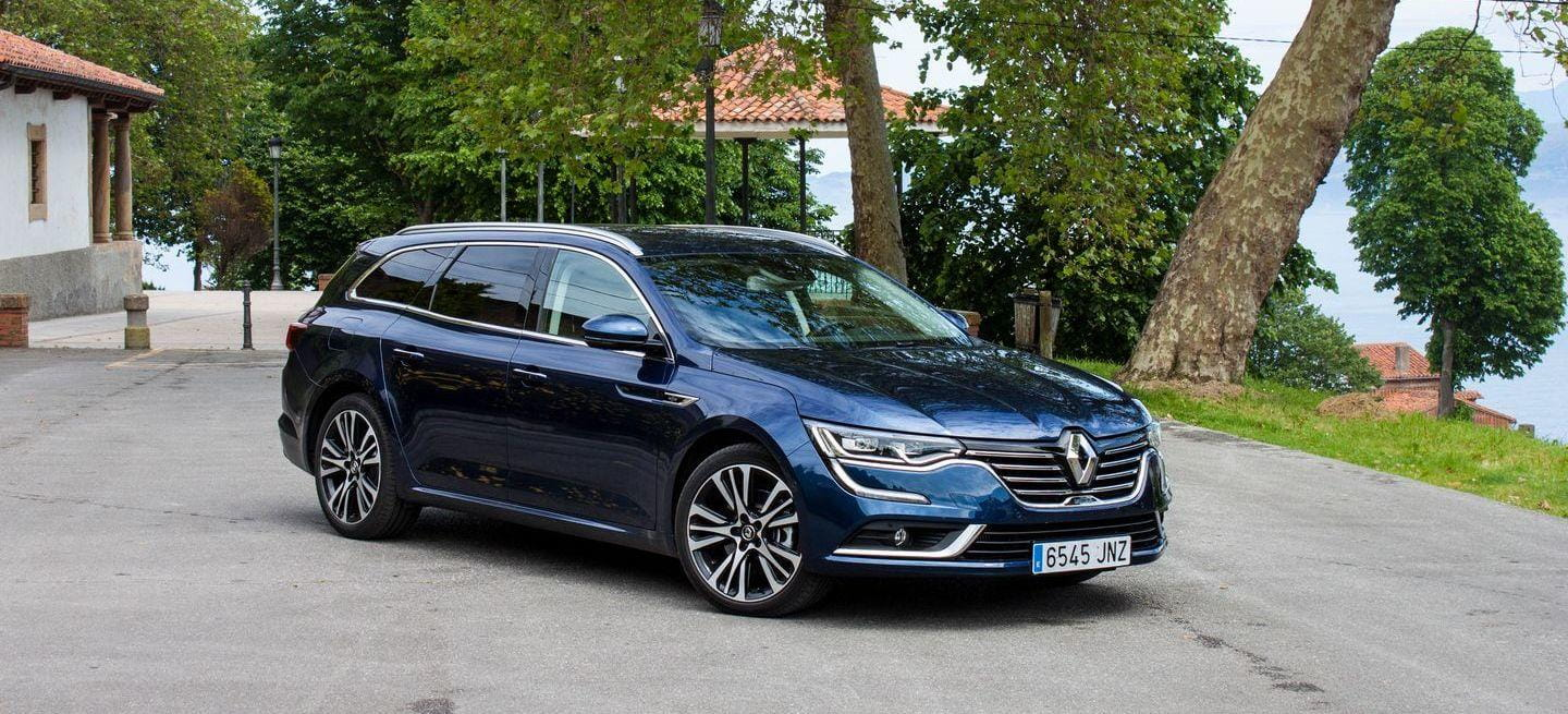 prueba del renault talisman sport tourer 2016 diariomotor. Black Bedroom Furniture Sets. Home Design Ideas