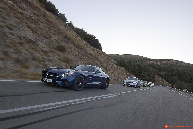 BMW Serie 3 y BMW M3: precios, noticias, prueba, ficha técnica y ...