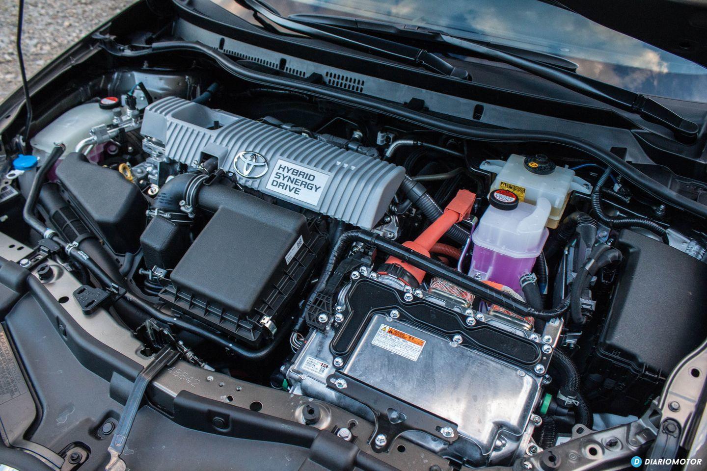 Prueba A Fondo Del Toyota Auris Hybrid 2016 Diariomotor