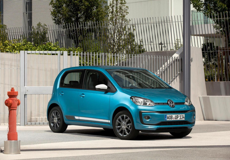 Volkswagen Up 1 0 Y El 233 Ctrico Precios Prueba Ficha