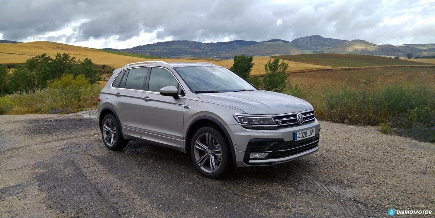 contacto volkswagen tiguan 2 0 tsi 180 cv sport r line. Black Bedroom Furniture Sets. Home Design Ideas
