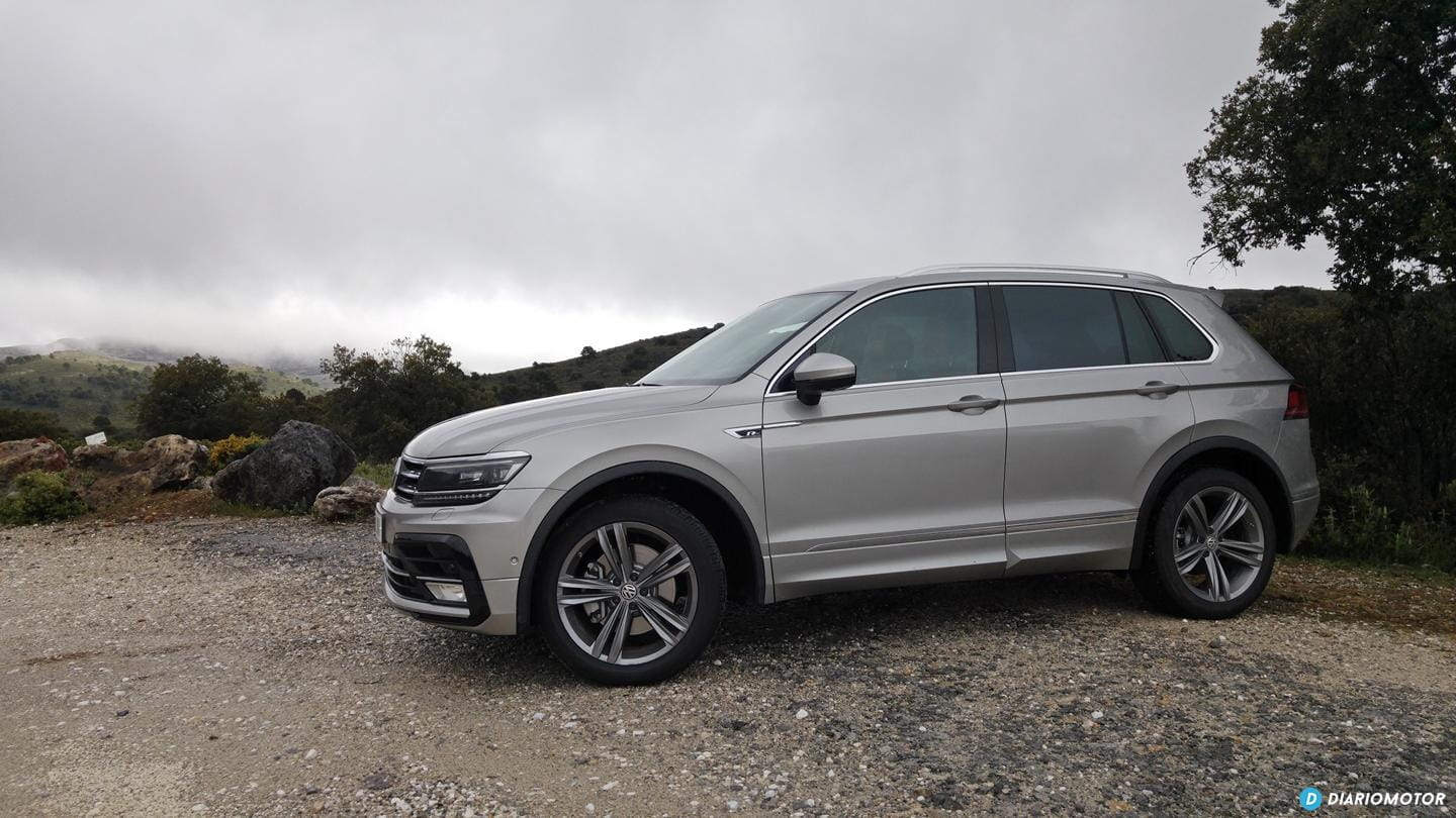 contacto volkswagen tiguan 2 0 tsi 180 cv sport r line deportividad en clave suv diariomotor. Black Bedroom Furniture Sets. Home Design Ideas