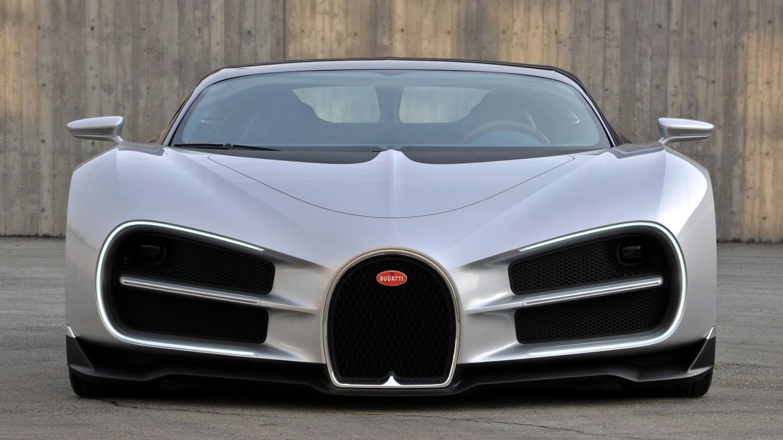 ¿Mejor o peor? Así pudo haber sido el aspecto del Bugatti Chiron
