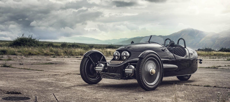 El Morgan 3 Wheeler eléctrico ya es una realidad y sí es el coche eléctrico con más estilo que puedes comprar