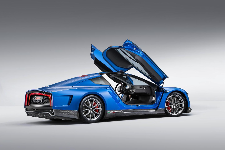 Sports Cars With Scissor Doors