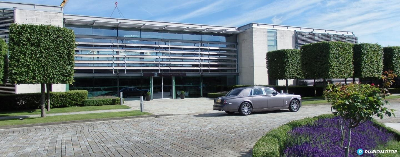 Cuidado, coches silenciosos: visitamos la fábrica de Rolls – Royce