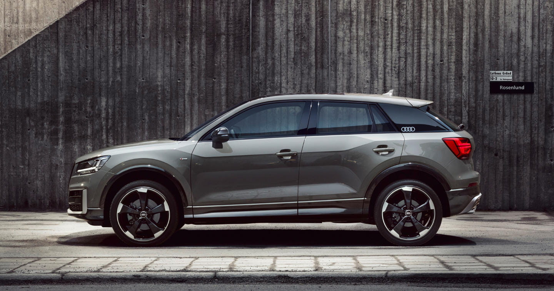 Audi Q2 Edition 1 Extra De Equipamiento Con El Toque